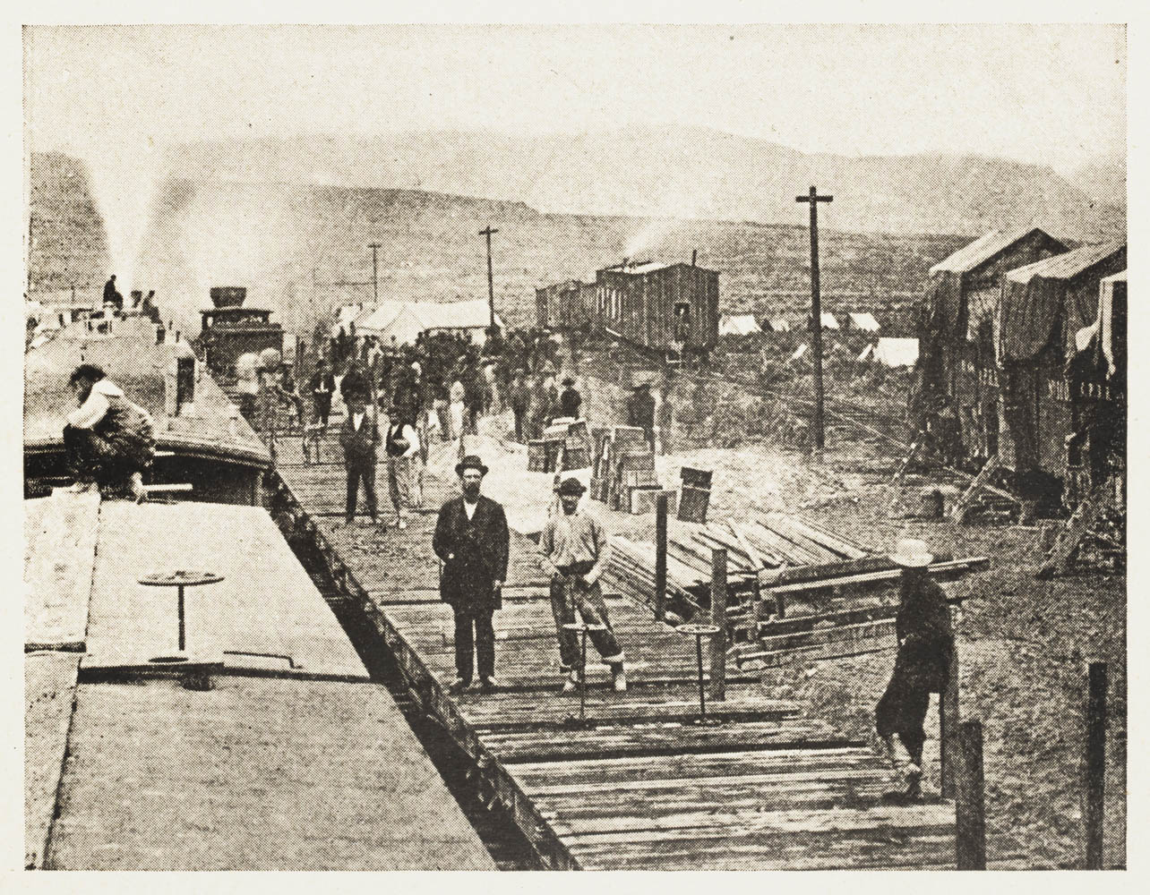 Cultural Impact - The Transcontinental Railroad