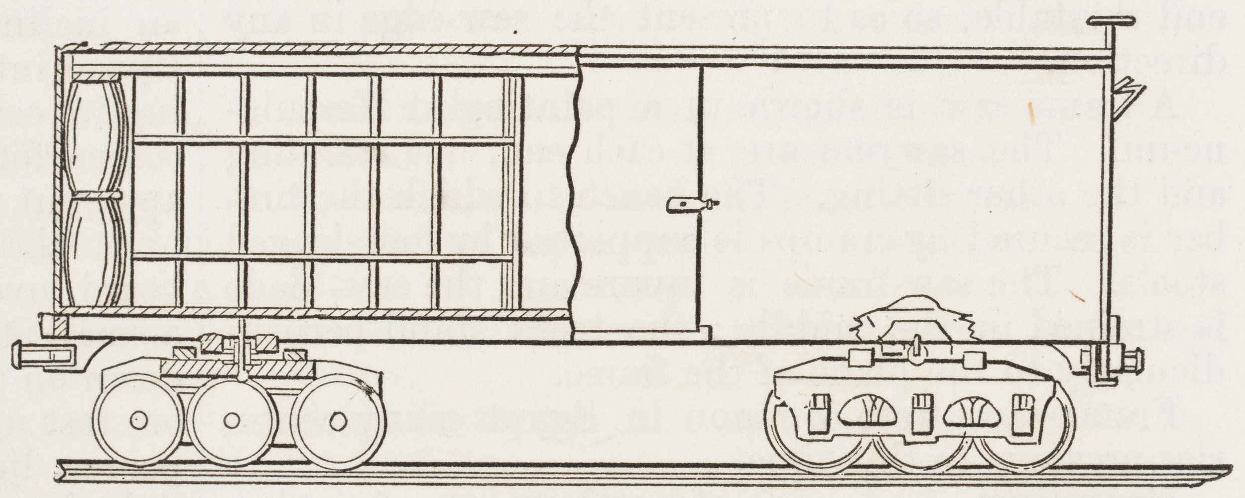 A Glossary of 19th Century Railroad Terms The Transcontinental – Labeled Diagram Of A Steam Engine